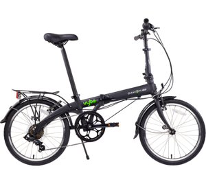 VYBE D7 - IN STOCK AT SELECT DAHON DEALERS ONLY!