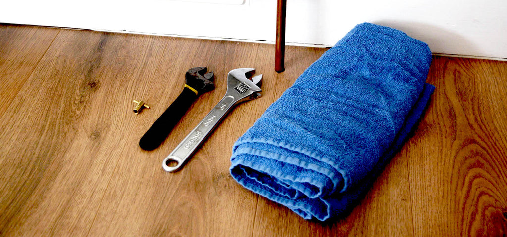 Equipment you need to remove a radiator