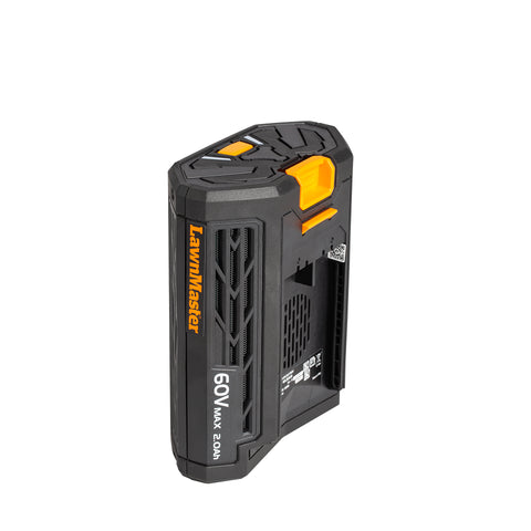 LawnMaster 60V MAX 2.0Ah Li Ion Battery