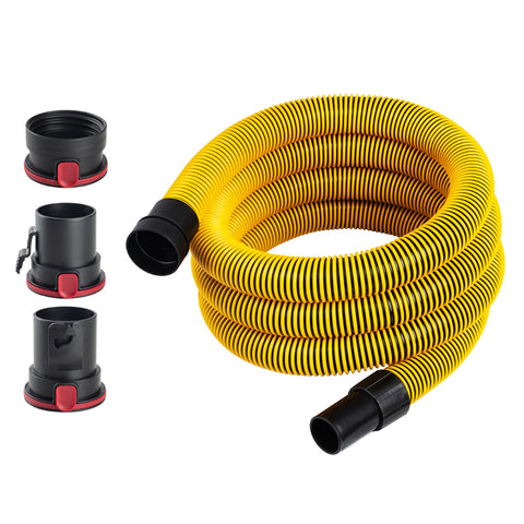 Vacmaster 38mm Anti-Crush Hose and Extension Kit 3.5m