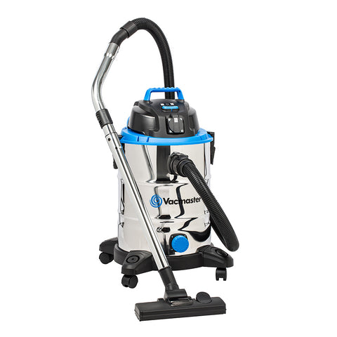 Vacmaster Power 30 PTO Wet & Dry Vacuum Cleaner