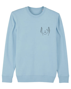 Sweat-shirt reflet (5 couleurs)