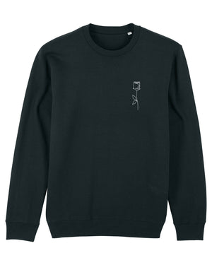 Sweat-shirt passion (4 couleurs)