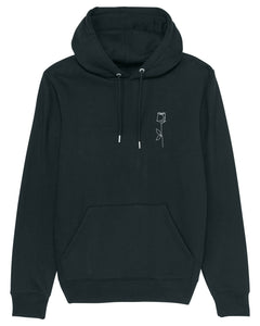Hoodie passion (8 couleurs)