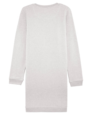 Robe pull Amour (Cream grey)