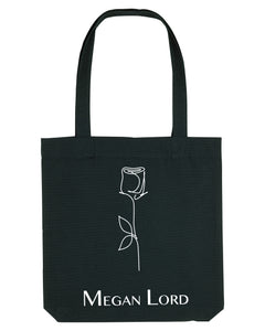 Tote bag passion Black