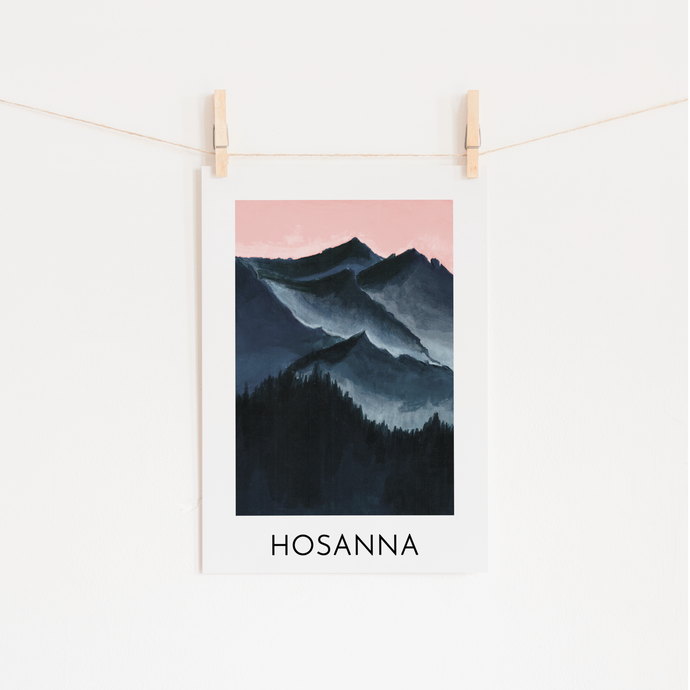 Hosanna Mountains
