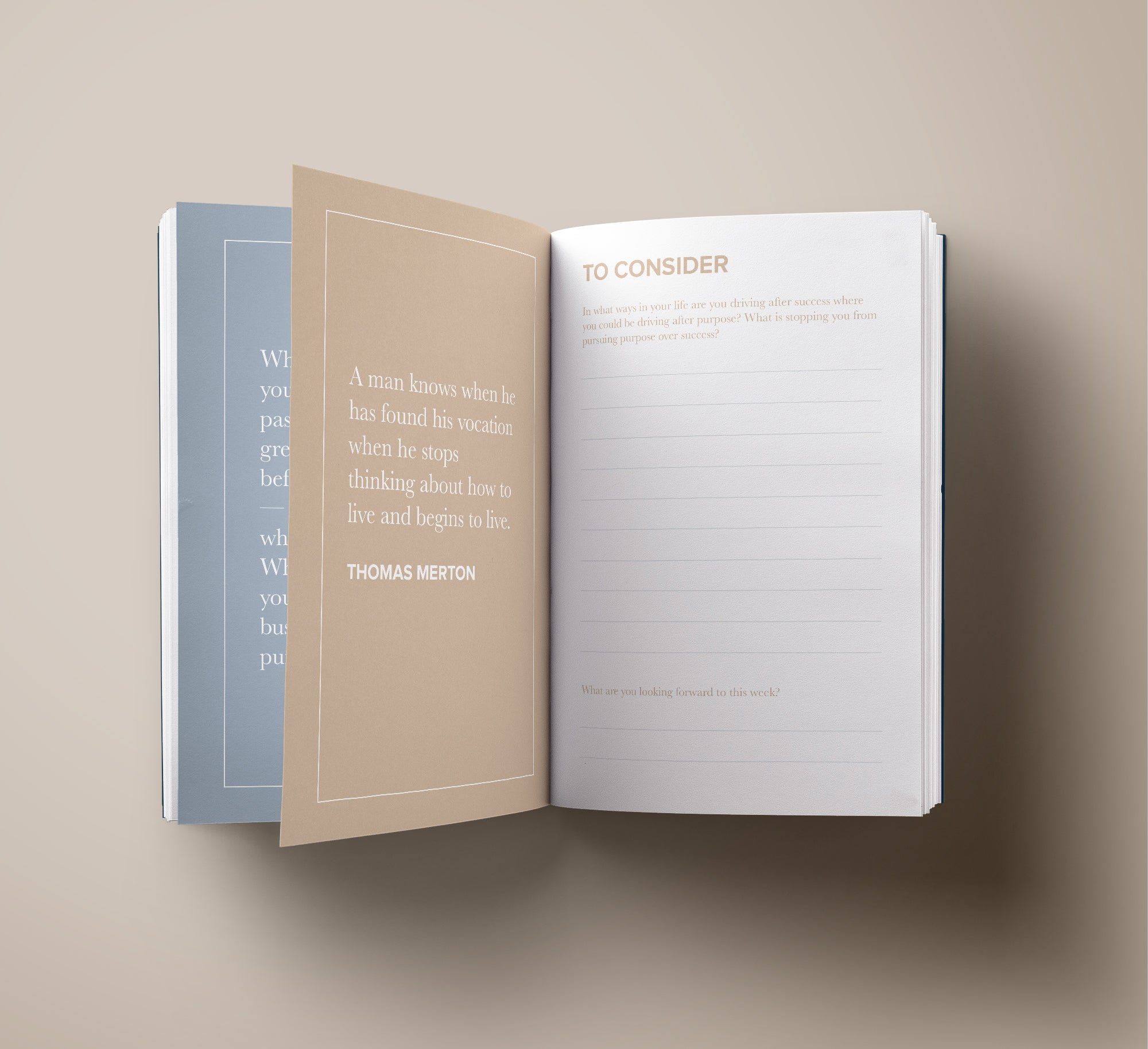 The Purpose Journal