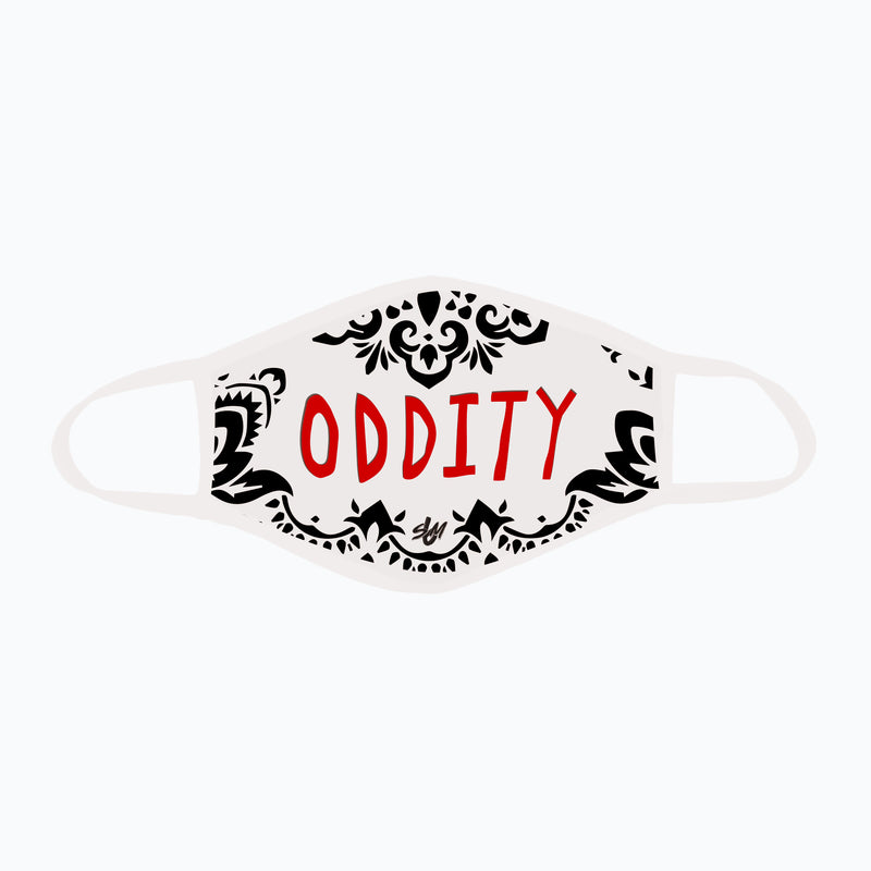 Oddity Mask White