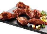 Grillede smoky BBQ wings XL (1 & 2 led) 40-60g