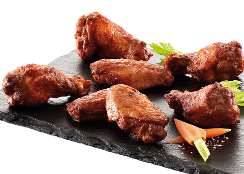 Grillede hot wings, 30-40g