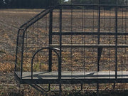 Menard Skid Duck Blind (14' Steel Base)