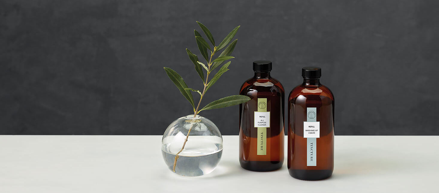 100% Natural, Chemical Free Home Cleaning Products | TINCTURE London