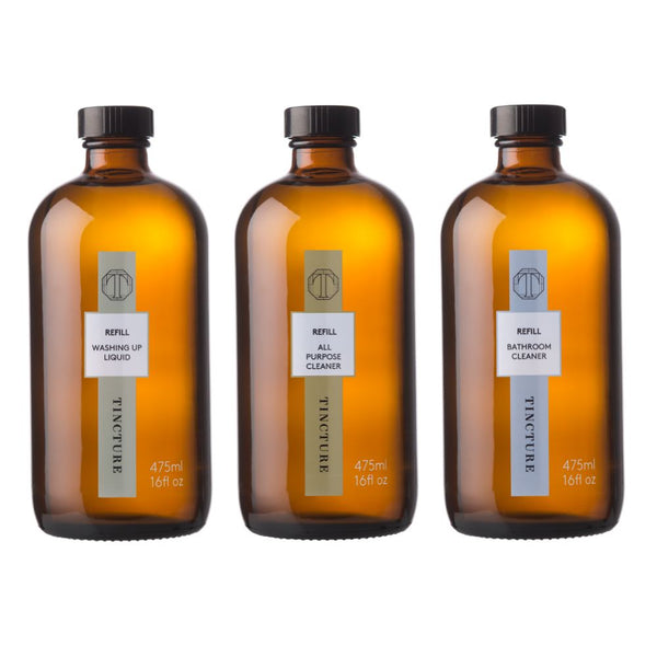 ECO REFILL BUNDLE Bundle Tincture London