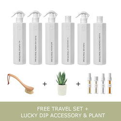 Standard Subscription Box + Accessory + Plant Tincture London