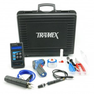 Tramex Flooring Inspection Kit (CMEX2, 3 Hygro-i Probes, HH14TP30, IRT2, SAL75, 12 Hole Liners) - Catalyst Sales and Distribution, LLC