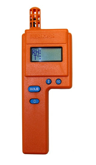 Delmhorst  HT-3000 THERMO HYGROMETER - Catalyst Sales and Distribution, LLC