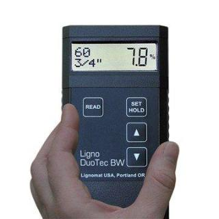 Lignomat Ligno-DuoTec BW Moisture Meter - Catalyst Sales and Distribution, LLC