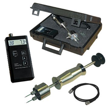 Lignomat V-2M Ligno-VersaTec Package with Electrode E12,  Concrete Moisture Meter Complete Kit - Catalyst Sales and Distribution, LLC
