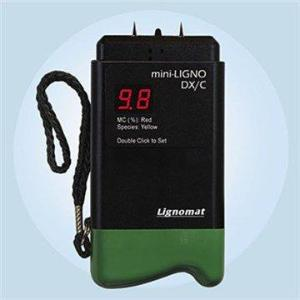 Lignomat mini-Ligno DX/C Moisture Meter (with pins and connector) - Catalyst Sales and Distribution, LLC