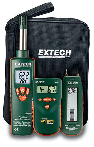 Extech MO280-KW: Water Damage Restoration Kit
