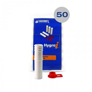 Tramex 50 Hygro-i ® Hole Liners and Caps - Catalyst Sales and Distribution, LLC