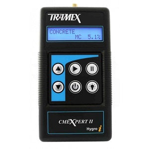 Tramex CMEX 2- Concrete Moisture Meter (Digital) - Catalyst Sales and Distribution, LLC