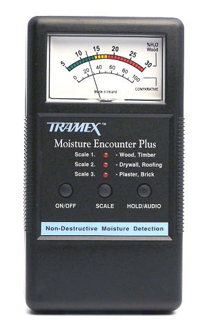 Tramex Moisture Encounter Plus - Catalyst Sales and Distribution, LLC