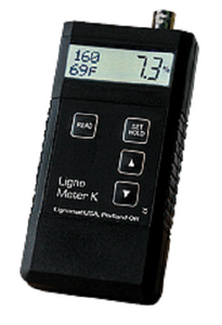 Lignomat  Lignometer K (meter only) - Catalyst Sales and Distribution, LLC