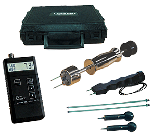 Lignomat Package K-PP (Home Inspector or Restoration Kit) with Hygrometer - Catalyst Sales and Distribution, LLC