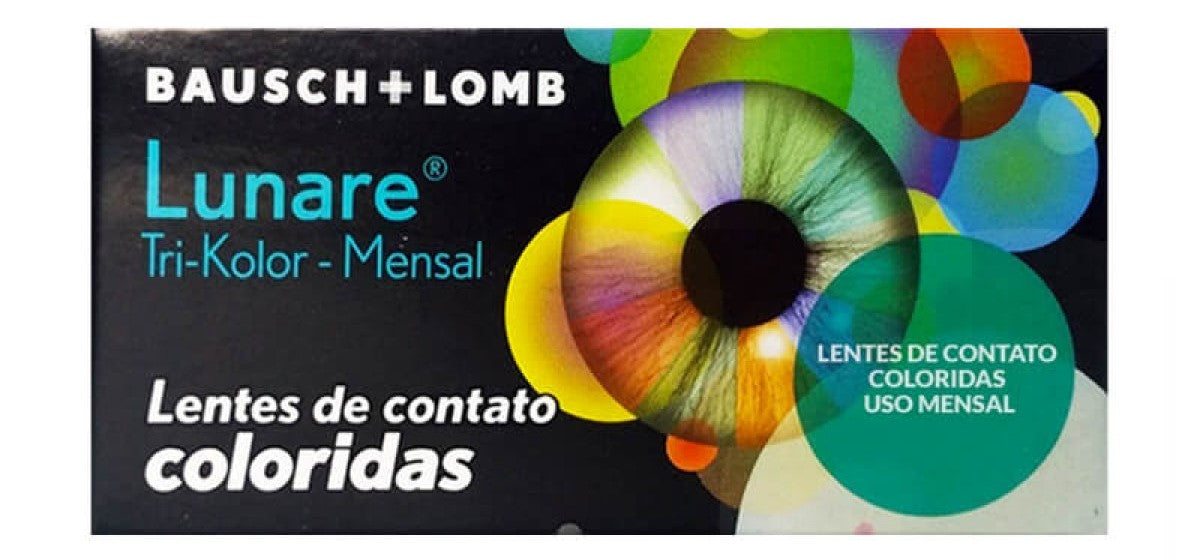 LENTES DE CONTACTO - Lunare LIGHT BLUE