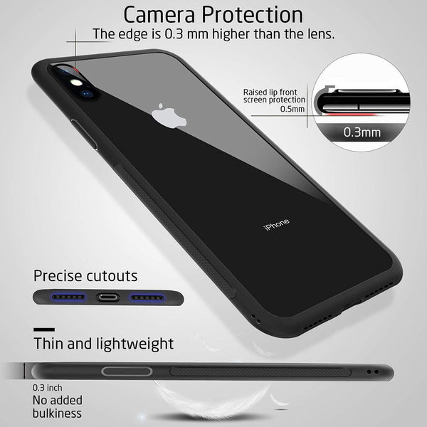 Glass Back Cover