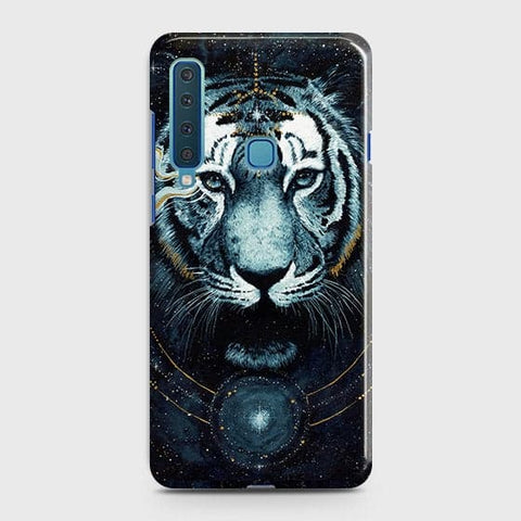 Vintage Galaxy 3D Tiger Case For Samsung Galaxy A9 2018 / A9s / A9 Star Pro
