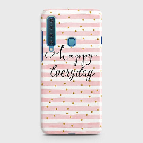 Trendy Happy Everyday Case For Samsung Galaxy A9 2018 / A9s / A9 Star Pro