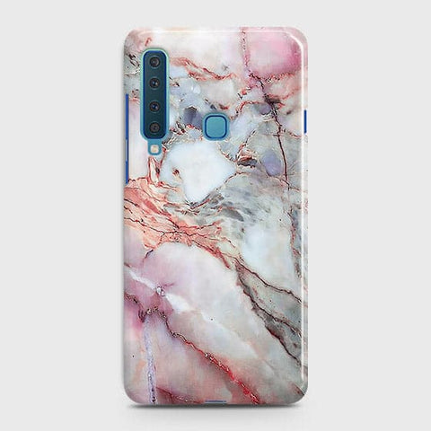 Violet Sky Marble 3D Trendy Case For Samsung Galaxy A9 2018 / A9s / A9 Star Pro