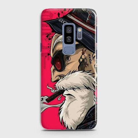 Master Roshi 3D Case For Samsung Galaxy S9 Plus