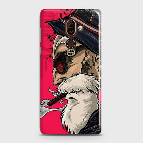 Master Roshi 3D Case For Nokia 7 Plus