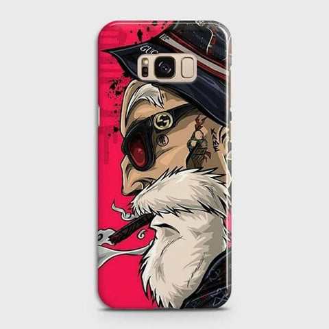Master Roshi 3D Case For Samsung Galaxy S8 Plus