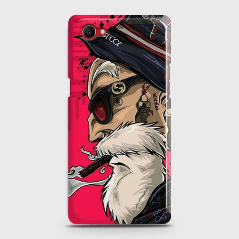Master Roshi 3D Case For Oppo F7 Youth / Realme 1