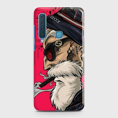 Master Roshi 3D Case For Samsung Galaxy A9 2018 / A9s / A9 Star Pro