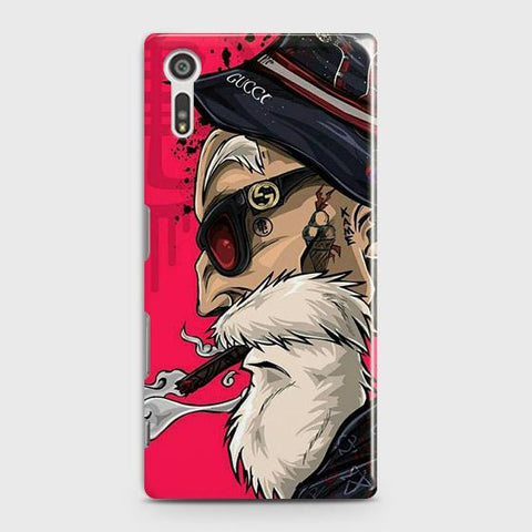 Master Roshi 3D Case For Sony Xperia XZ