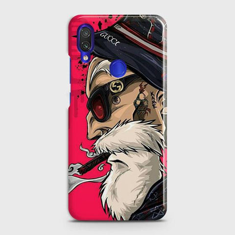 Master Roshi 3D Case For Xiaomi Redmi Note 7