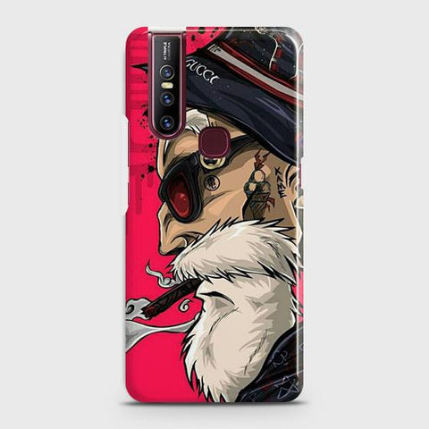 Master Roshi 3D Case For Vivo V15