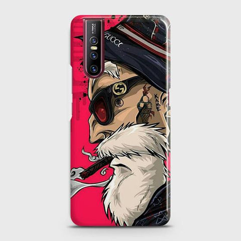 Master Roshi 3D Case For Vivo V15 Pro