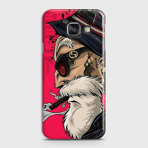 Master Roshi 3D Case For Samsung Galaxy A710 (A7 2016)