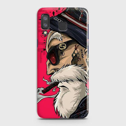 Master Roshi 3D Case For Samsung A8 Star