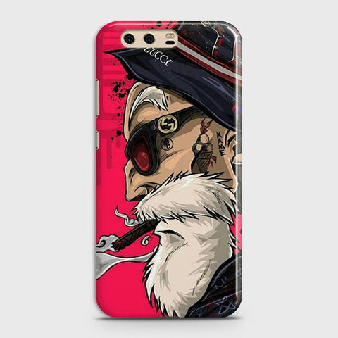 Master Roshi 3D Case For Huawei P10