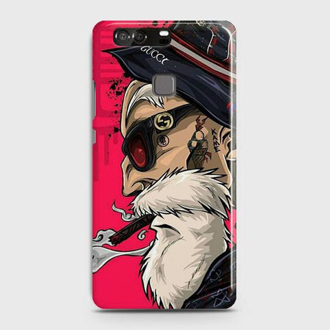 Master Roshi 3D Case For Huawei P9