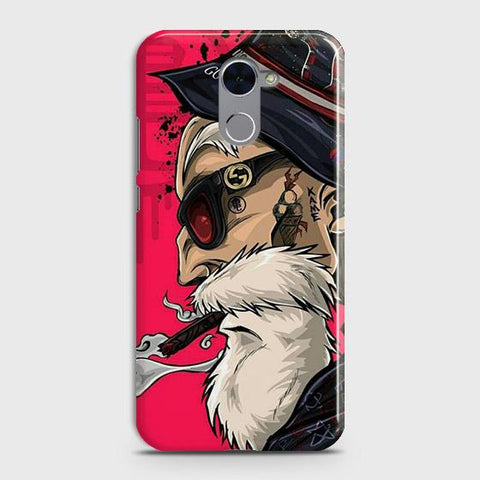 Master Roshi 3D Case For Huawei Y7 Prime