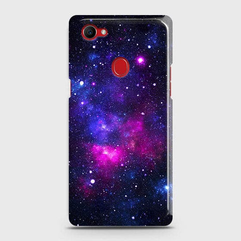 Dark Galaxy Stars Modern Case For Oppo F7 Youth / Realme 1